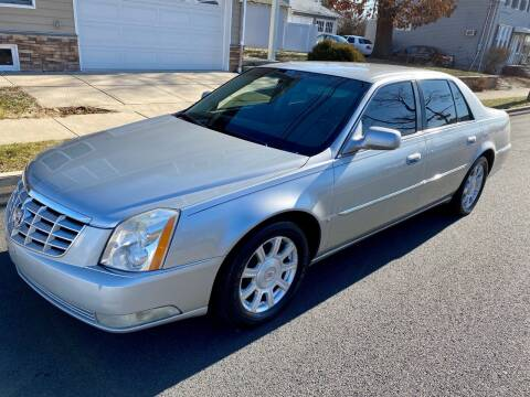 2008 Cadillac DTS for sale at Jordan Auto Group in Paterson NJ
