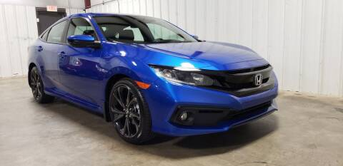 2020 Honda Civic for sale at Matt Jones Motorsports in Cartersville GA