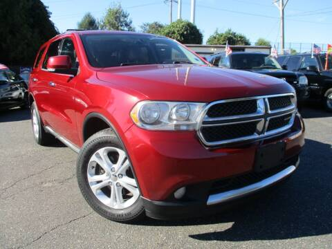 2013 Dodge Durango for sale at Unlimited Auto Sales Inc. in Mount Sinai NY