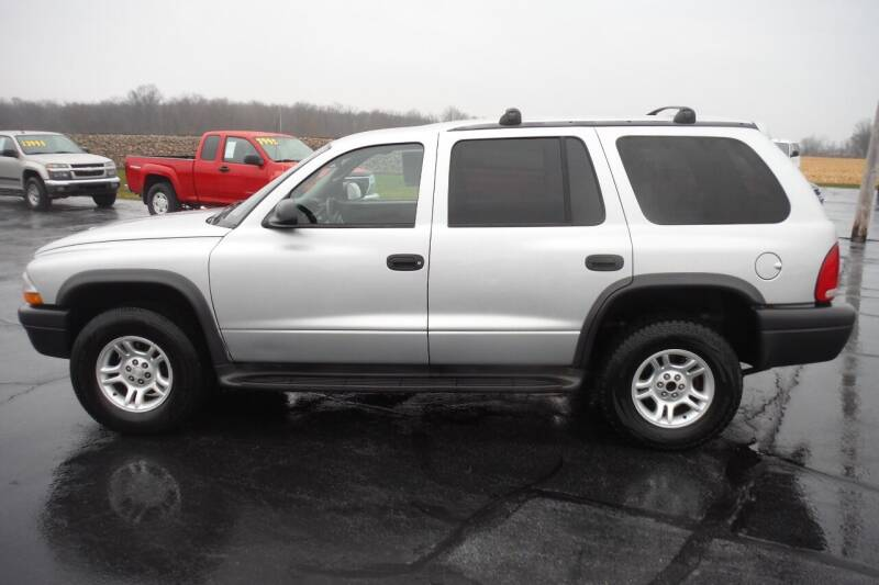 2003 Dodge Durango for sale at Bryan Auto Depot in Bryan OH