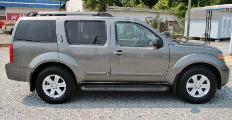 2005 Nissan Pathfinder for sale at Family Auto Sales of Mt. Holly LLC in Mount Holly NC