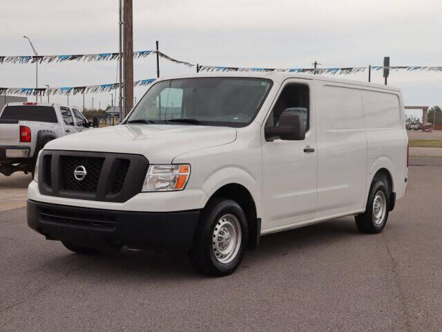 2018 Nissan NV Cargo for sale in El Reno, OK