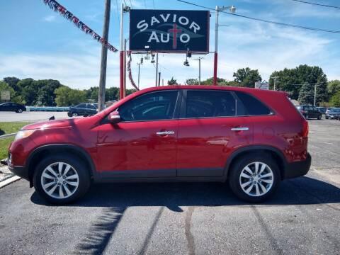 2011 Kia Sorento for sale at Savior Auto in Independence MO
