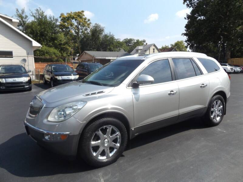 2008 Buick Enclave for sale at Goodman Auto Sales in Lima OH
