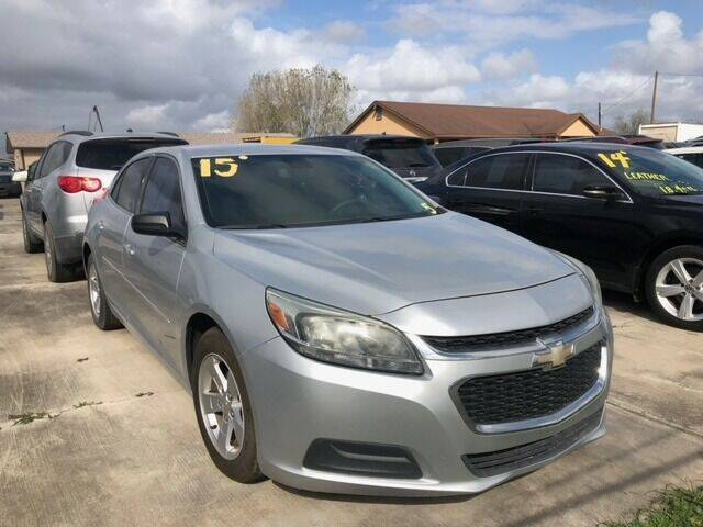 2015 Chevrolet Malibu for sale at Brownsville Motor Company in Brownsville TX