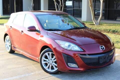 2010 Mazda MAZDA3 for sale at DFW Universal Auto in Dallas TX