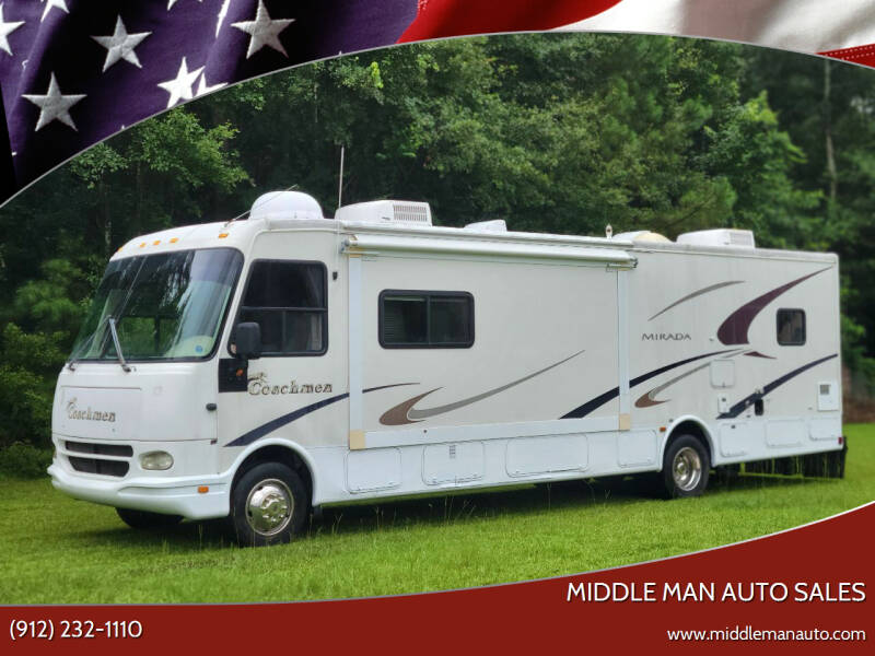 2002 Ford Motorhome Chassis for sale at Middle Man Auto Sales in Savannah GA