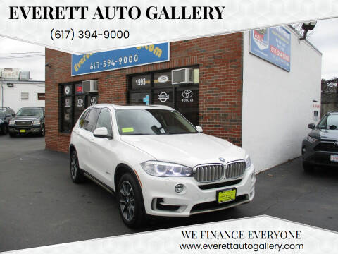 2014 BMW X5 for sale at Everett Auto Gallery in Everett MA