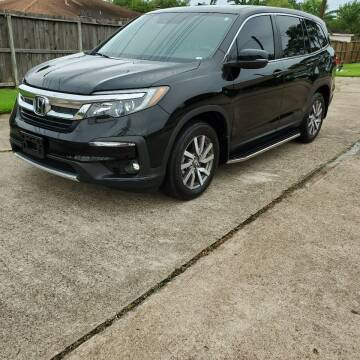 2019 Honda Pilot for sale at MOTORSPORTS IMPORTS in Houston TX