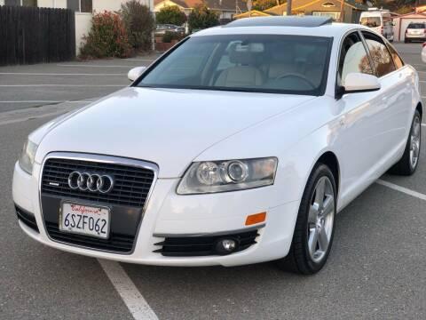 2007 Audi A6 for sale at JENIN MOTORS in Hayward CA