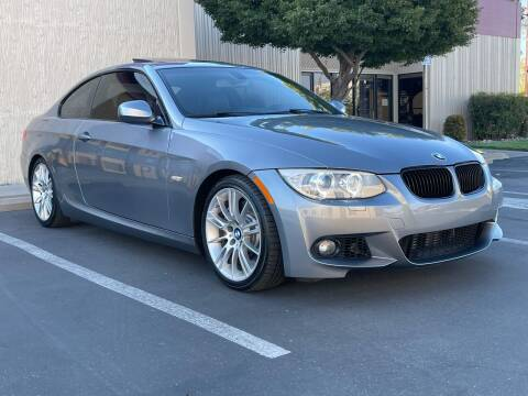 2011 BMW 3 Series for sale at COUNTY AUTO SALES in Rocklin CA