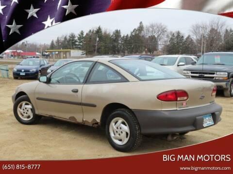 1997 Chevrolet Cavalier for sale at Big Man Motors in Farmington MN