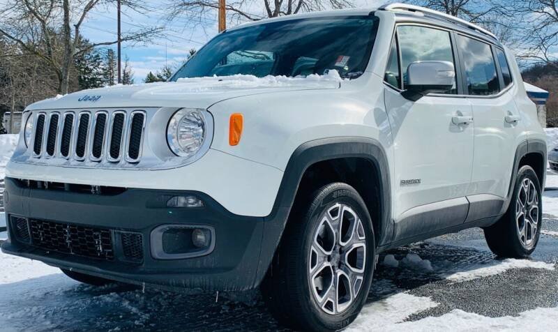 2015 Jeep Renegade for sale at K B Motors in Clearfield PA