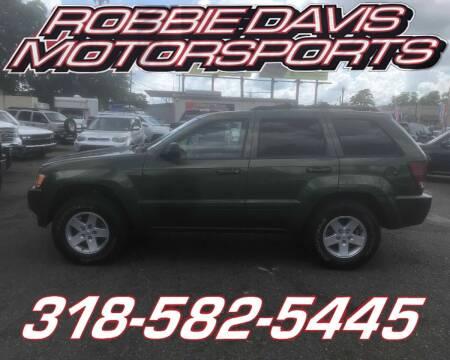 2007 Jeep Grand Cherokee for sale at Robbie Davis Motorsports in Monroe LA