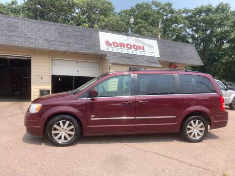 2009 Chrysler Town and Country for sale at Gordon Auto Sales LLC in Sioux City IA