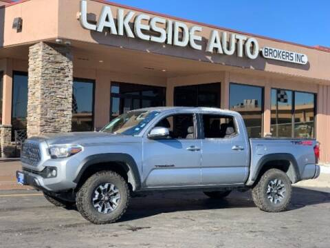 2018 Toyota Tacoma for sale at Lakeside Auto Brokers in Colorado Springs CO