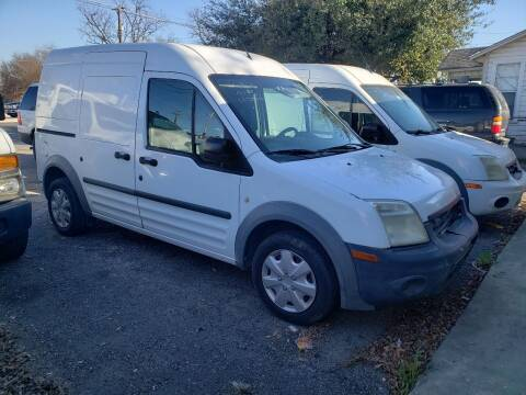 2013 Ford Transit Connect for sale at C.J. AUTO SALES llc. in San Antonio TX