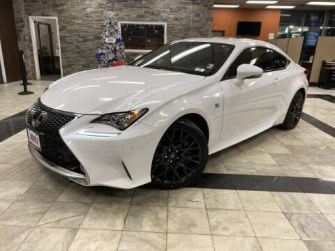 2016 Lexus RC 300 for sale at Sonias Auto Sales in Worcester MA