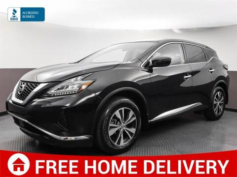 2019 Nissan Murano for sale at Florida Fine Cars - West Palm Beach in West Palm Beach FL