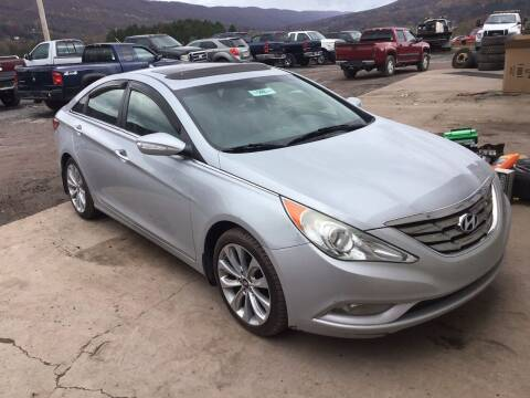 2011 Hyundai Sonata for sale at Troys Auto Sales in Dornsife PA