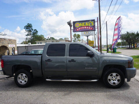 2011 Chevrolet Silverado 1500 for sale at Oneal's Automart LLC in Slidell LA