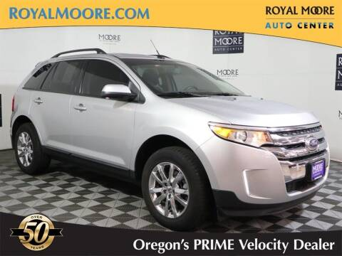 2012 Ford Edge for sale at Royal Moore Custom Finance in Hillsboro OR