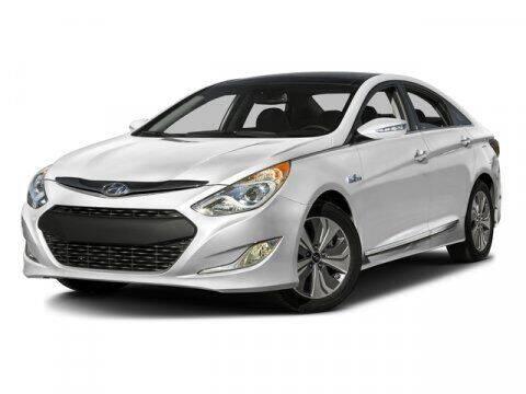 2015 Hyundai Sonata Hybrid for sale at BEAMAN TOYOTA in Nashville TN