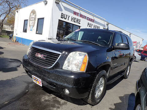 2007 GMC Yukon for sale at Tommy's 9th Street Auto Sales in Walla Walla WA