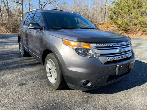 2013 Ford Explorer for sale at 4Auto Sales, Inc. in Fredericksburg VA