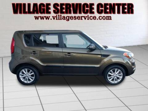 2012 Kia Soul for sale at VILLAGE SERVICE CENTER in Penns Creek PA