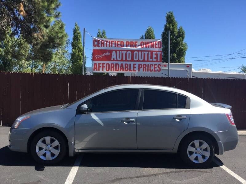 2011 Nissan Sentra for sale at Flagstaff Auto Outlet in Flagstaff AZ