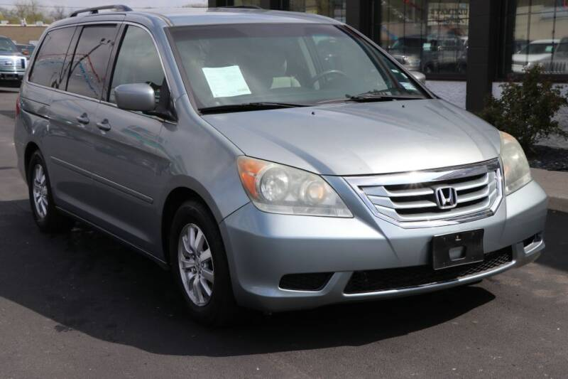 2010 Honda Odyssey for sale at Ultimate Auto Deals DBA Hernandez Auto Connection in Fort Wayne IN