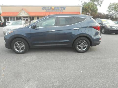 2017 Hyundai Santa Fe Sport for sale at Gulf South Automotive in Pensacola FL