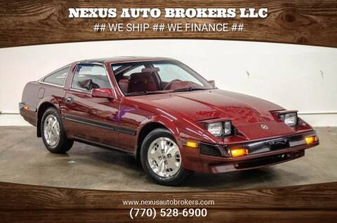 1984 Nissan 300ZX for sale at Nexus Auto Brokers LLC in Marietta GA