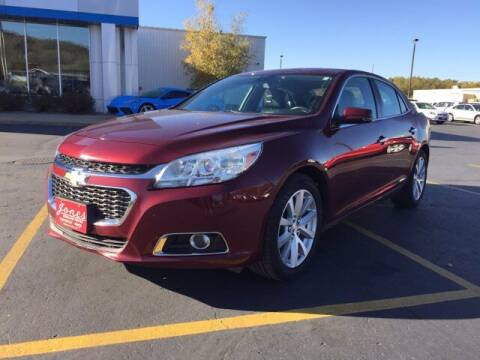 2015 Chevrolet Malibu for sale at Jones Chevrolet Buick Cadillac in Richland Center WI
