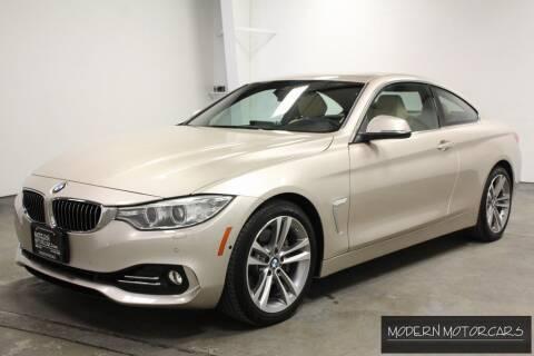 2017 BMW 4 Series for sale at Modern Motorcars in Nixa MO