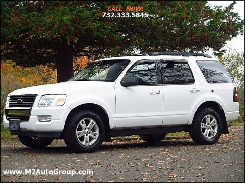 2010 Ford Explorer for sale at M2 Auto Group Llc. EAST BRUNSWICK in East Brunswick NJ