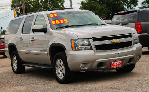 2007 Chevrolet Suburban for sale at SOLOMA AUTO SALES in Grand Island NE