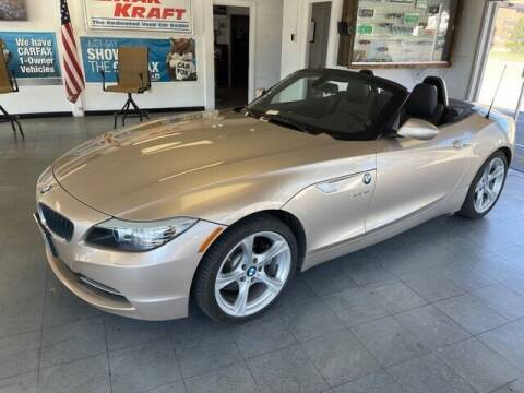 2011 BMW Z4 for sale at Kar Kraft in Gilford NH