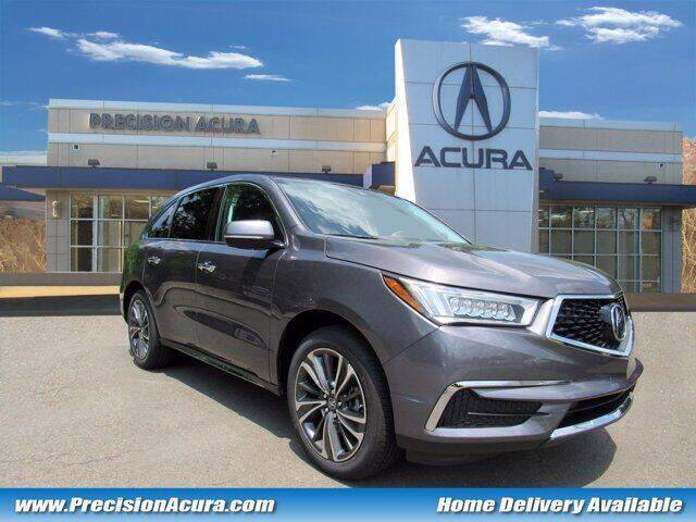 2020 Acura MDX for sale at Precision Acura of Princeton in Lawrenceville NJ