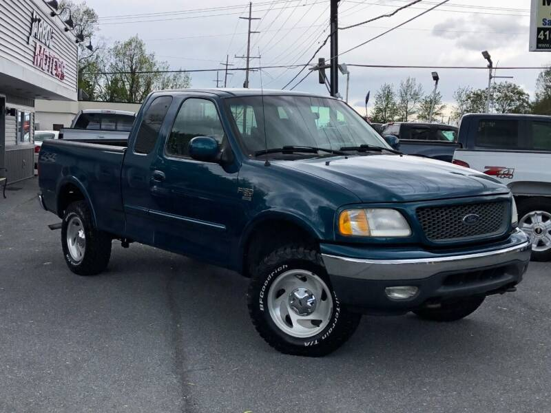 2000 Ford F-150 for sale at Jarboe Motors in Westminster MD