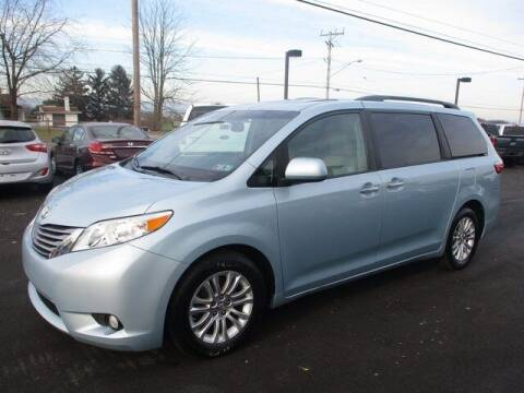 2015 Toyota Sienna for sale at FINAL DRIVE AUTO SALES INC in Shippensburg PA