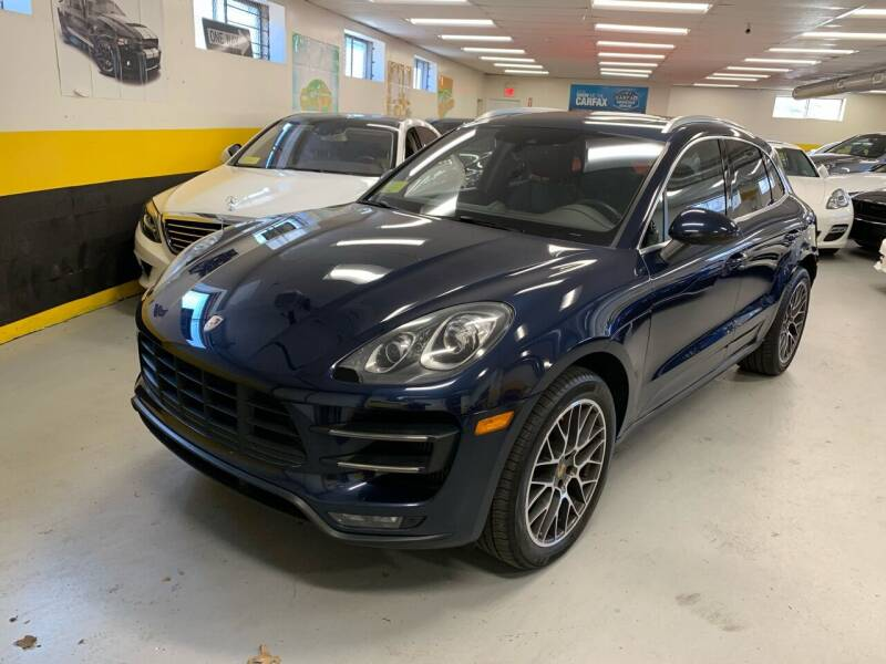 2015 Porsche Macan for sale at Newton Automotive and Sales in Newton MA