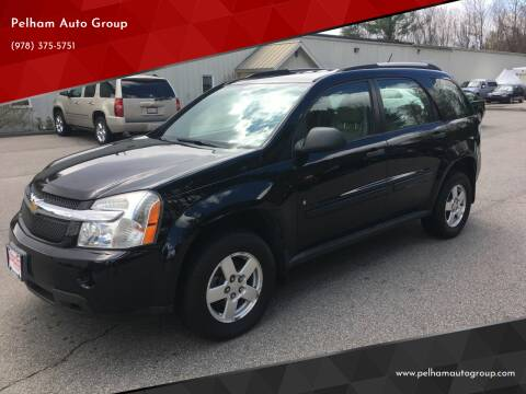 2009 Chevrolet Equinox for sale at Pelham Auto Group in Pelham NH