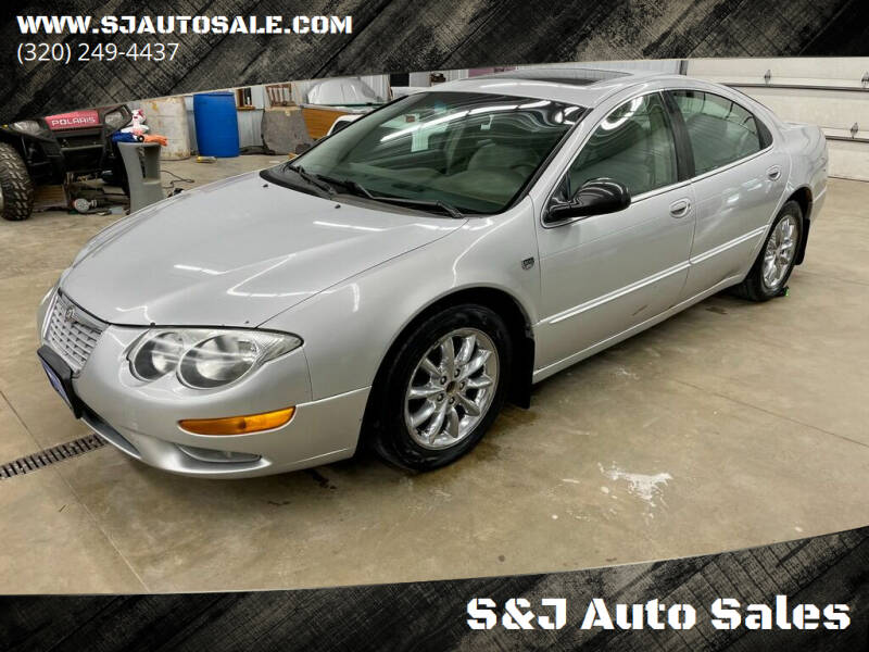 2002 Chrysler 300M for sale at S&J Auto Sales in South Haven MN