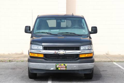 2018 Chevrolet Express Passenger for sale at El Patron Trucks in Norcross GA