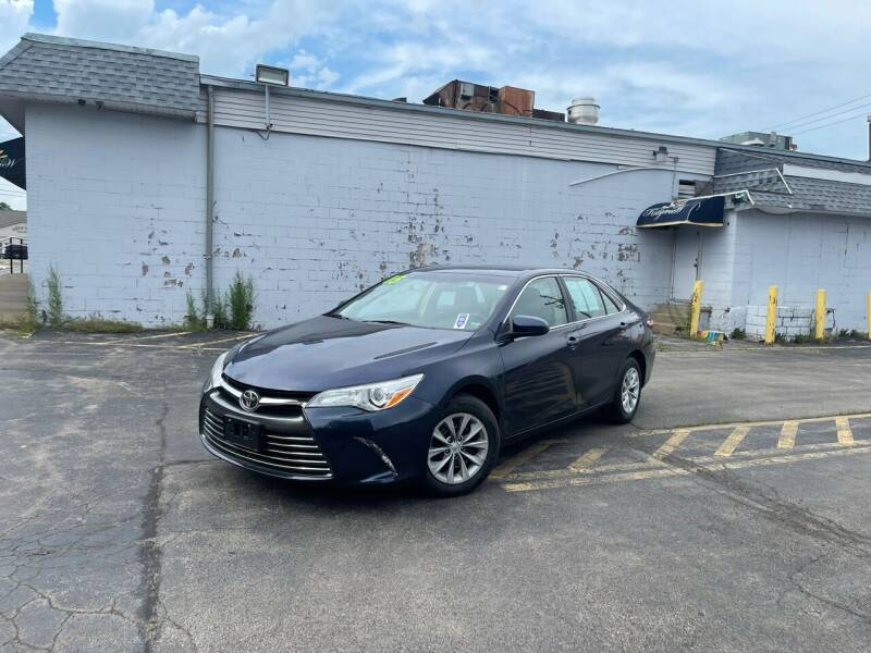2015 Toyota Camry for sale at Santa Motors Inc in Rochester NY