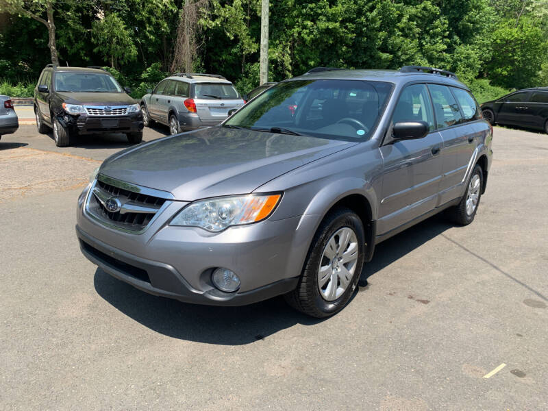 2009 Subaru Outback for sale at Manchester Auto Sales in Manchester CT