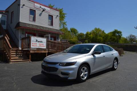 2017 Chevrolet Malibu for sale at DrivePanda.com Joliet in Joliet IL