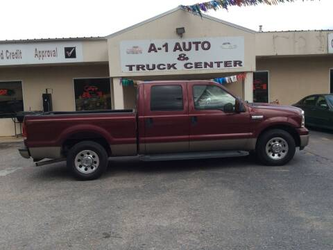 2006 Ford F-250 Super Duty for sale at A-1 AUTO AND TRUCK CENTER in Memphis TN